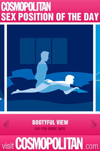 Bootyful sex position