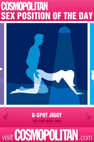 Sex position of the day app