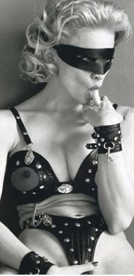 Madonna's vagina selfie that wasn't (or a lesson in ageism forwoman)