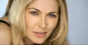 Screenshot of new Viagra ad