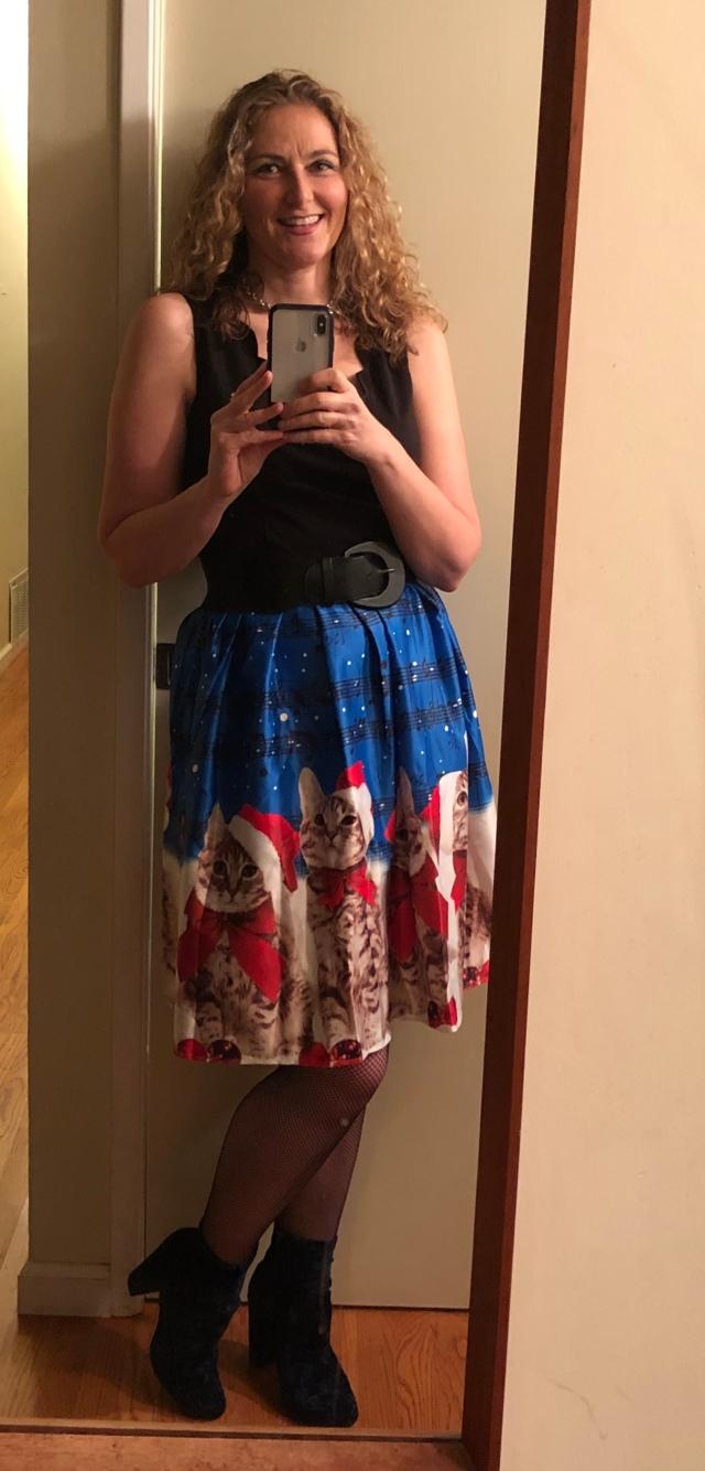 Pussy dress